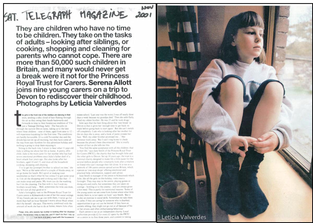 Tear Sheets Telegraph Magazine.jpg